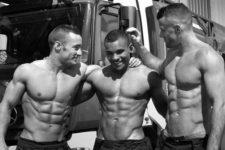 Календар із пожежниками