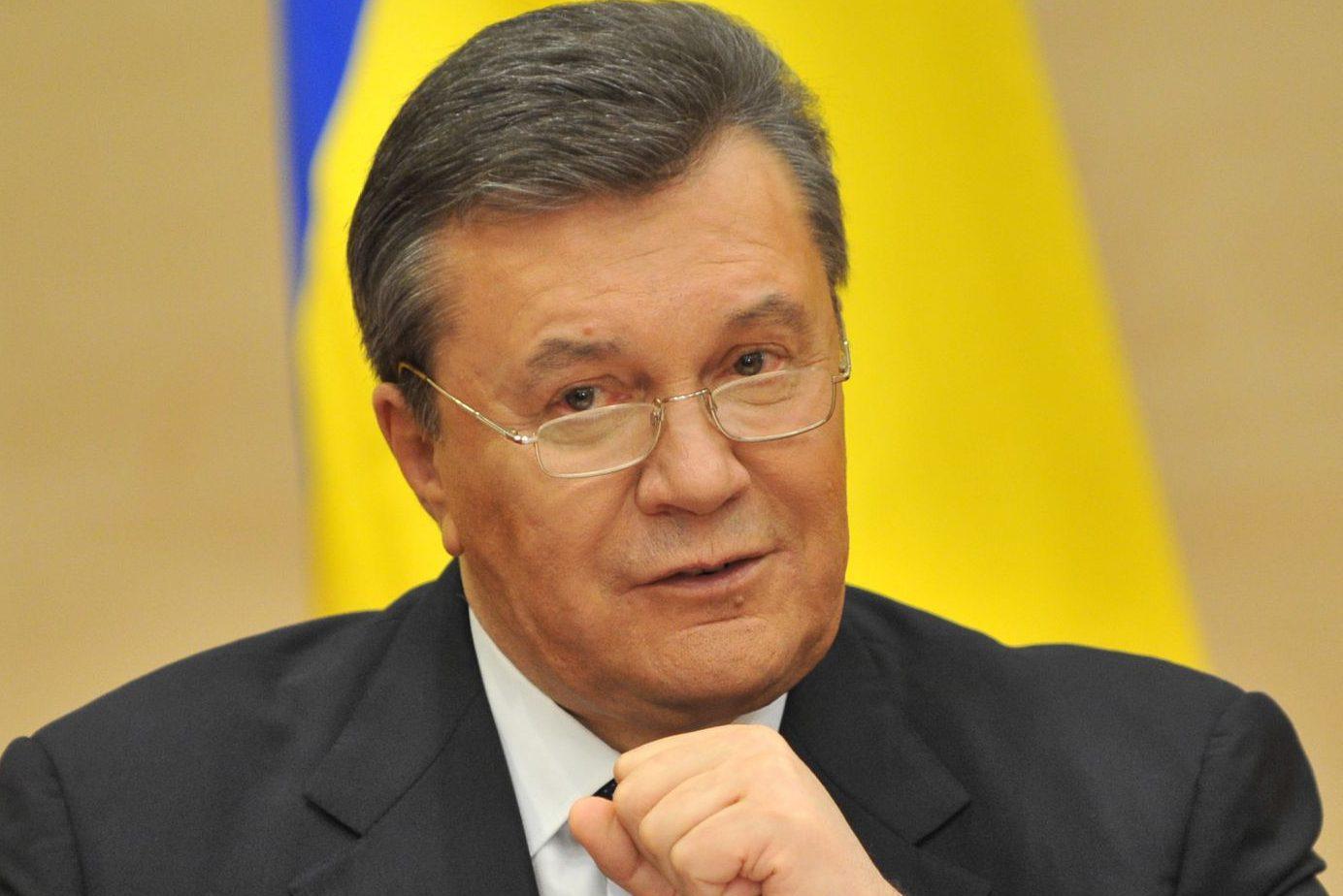 Допит Януковича