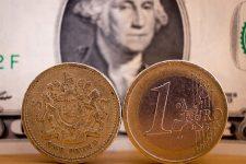євро долар валюта