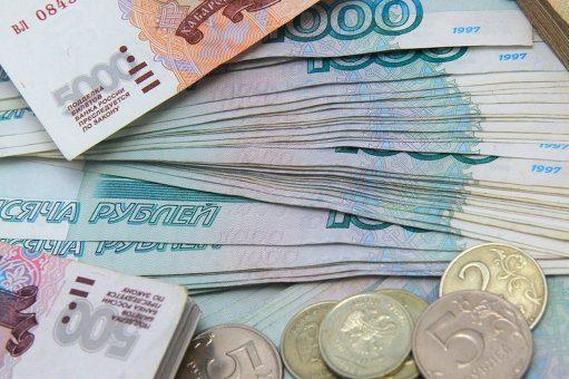 Російські рублі