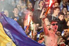 Бійка фанатів Динамо