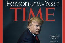 Дональд Трамп людина року