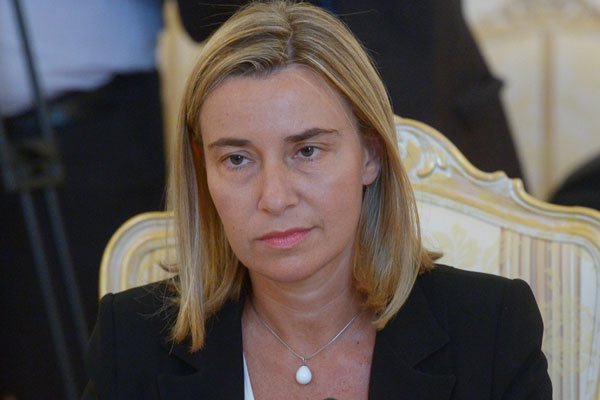 Федерика Могеріні про загрозу Росії