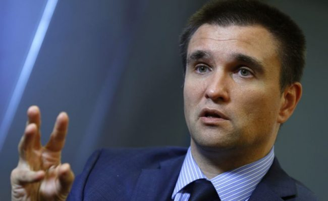 Россия блокирует принятие совместной декларации ОБСЕ поУкраине,— Климкин