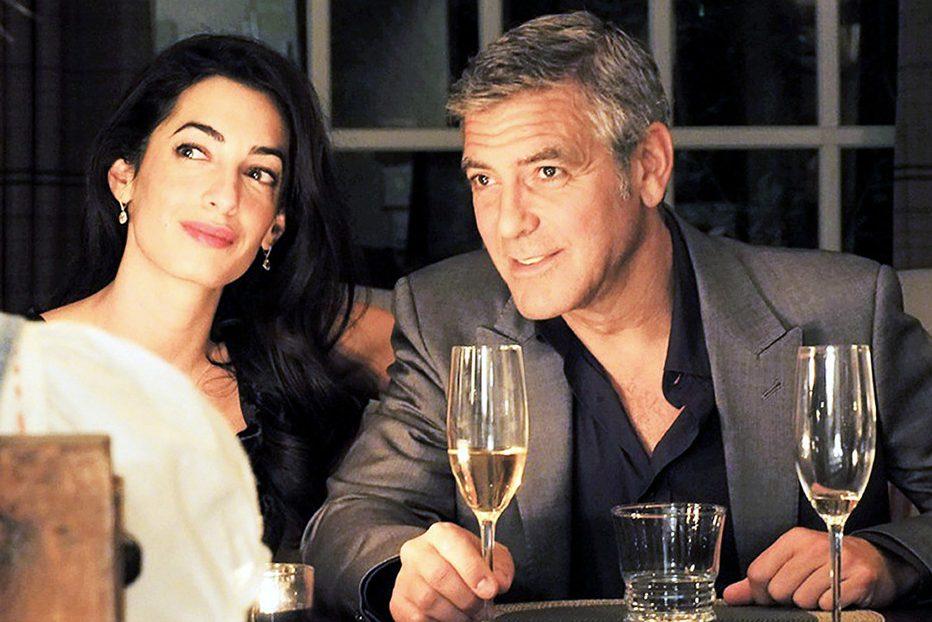Пока только слухи: Джордж Клуни разводится сАмаль Аламуддин