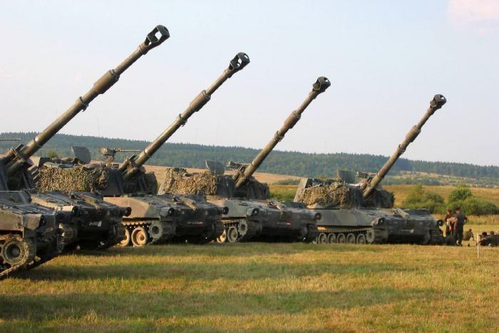Волонтеры обнаружили вНовоазовске скопление русской военной техники