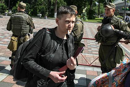 Это госизмена— Ляшко требует забрать уСавченко депутатство
