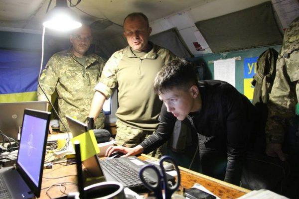 Плотницкий поведал овстрече сСавченко: Она наш голос вВерховной Раде