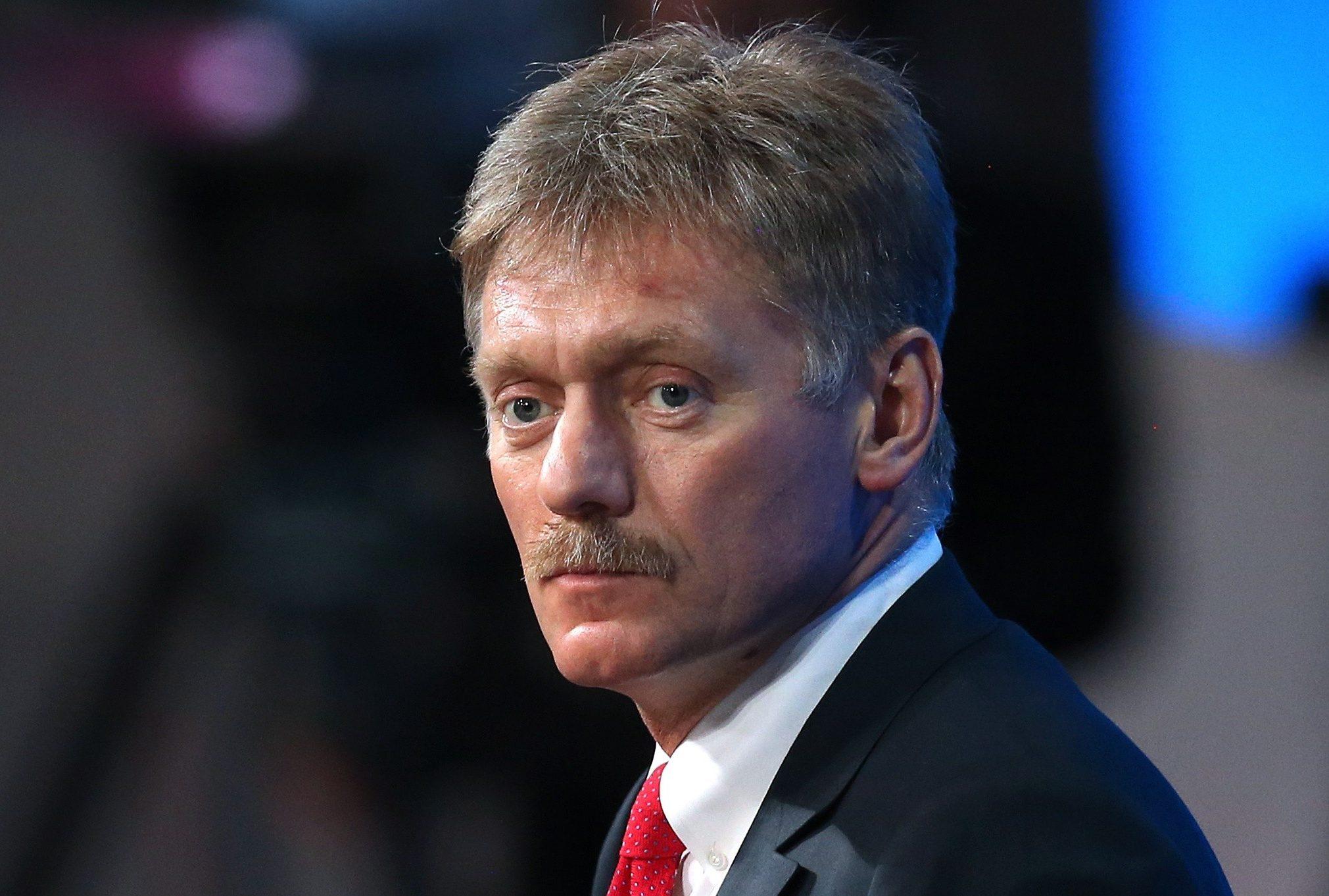 Песков подтвердил присутствие руководителя ЧВК Вагнера наприеме вКремле