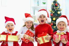 10 лучших подарков ребенку на Новый год 2018