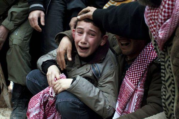 Вбивства мирних жителів у Сирії