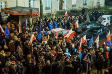 Протести у Варшаві