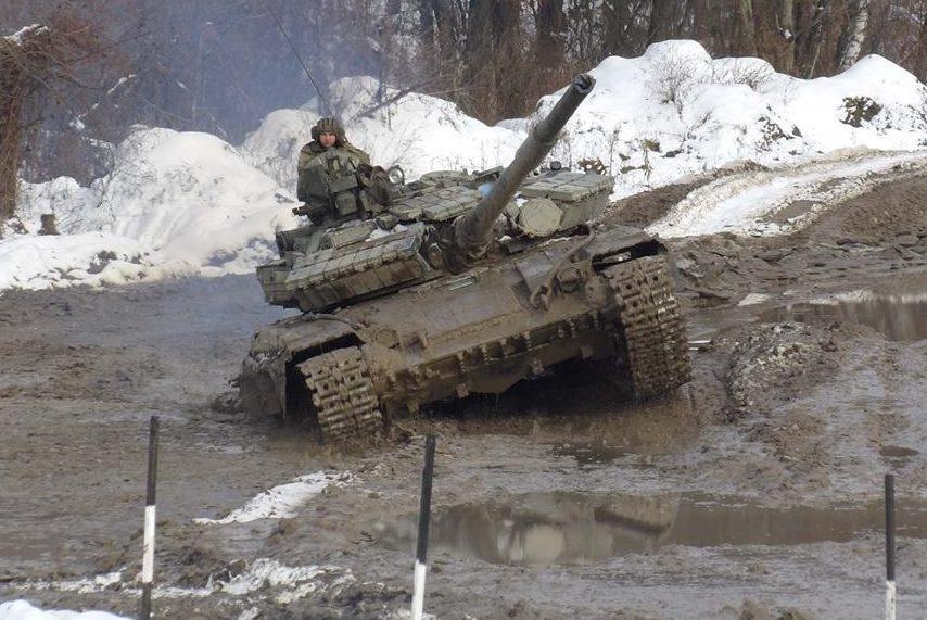 Вконце рабочей недели Лебединское обстрелял танк иминометы противника,— штаб АТО