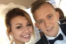 Петряк с женой