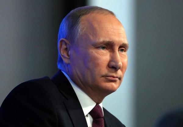 Путін пресуха