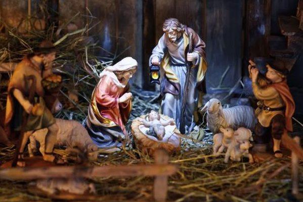 Привітання з Католицьким Різдвом
