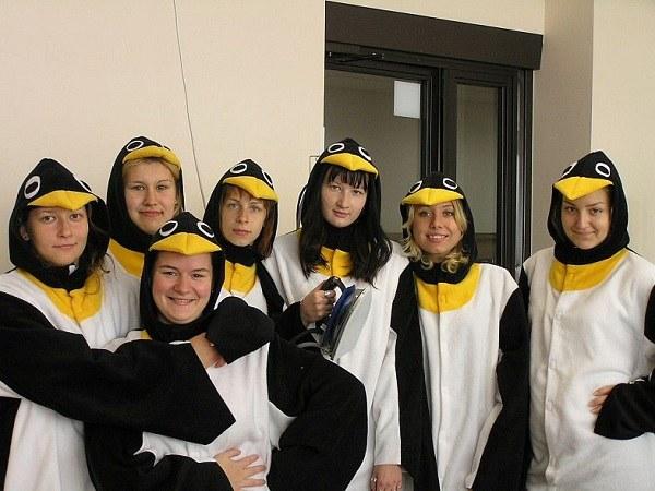 Костюм пингвина своими руками пингвин фото 105