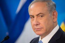 50391626 - jerusalem, israel - dec 22, 2015: israeli prime minister benjamin netanyahu during a meeting with president of ukraine petro poroshenko in jerusalem