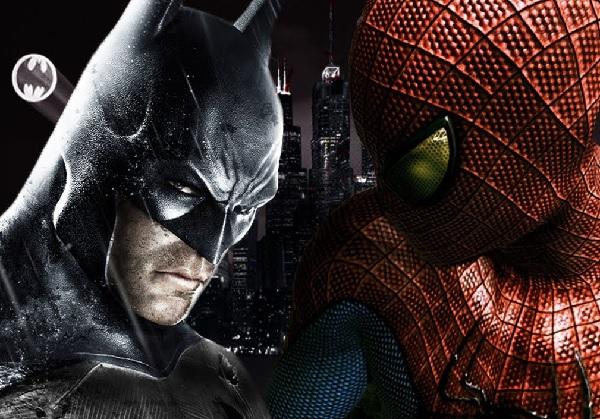 скачать игру бэтмен драки - фото 9