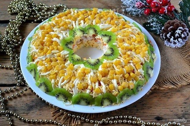 Вкусные салаты летние на день рождения и рецептами 113