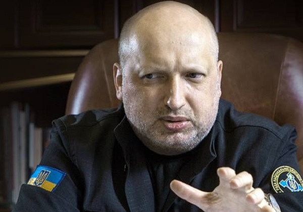 Турчинов: Блокады ЛДНР без согласия Порошенко небудет