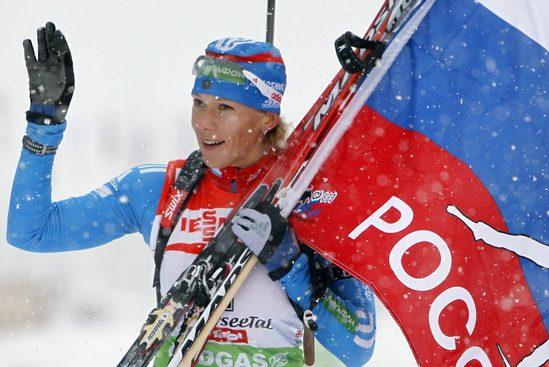 Стали известны имена 2-х русских биатлонисток, дисквалифицированных задопинг