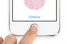 Біометричний захист iPhone