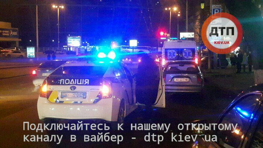 Самые большие лужи крови. Вцентре столицы Украины расстреляли мужчину иженщину