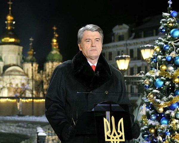 От Кравчука до Порошенко. Поздравление Украины от всех украинских президентов 11