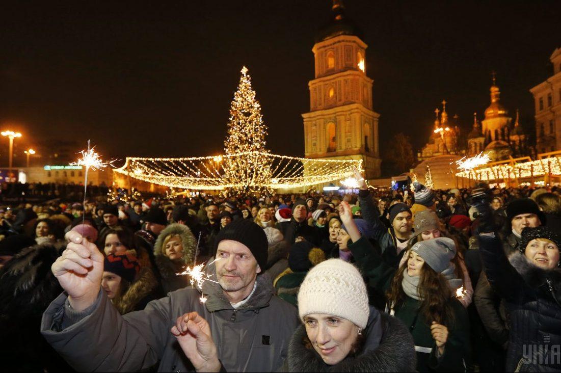 Как в украине встретить новый год
