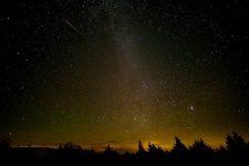 метеоритний дощ Getty Images