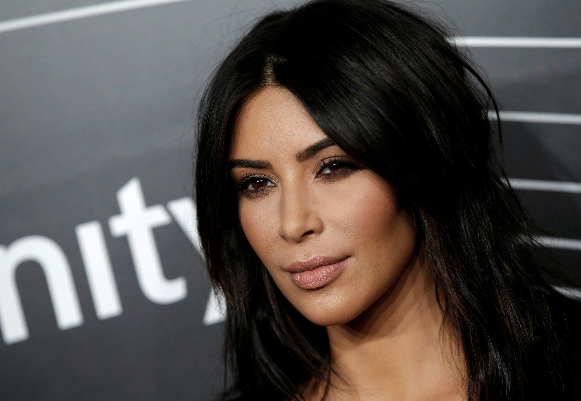 Мимими дня: Ким Кардашьян поделилась трогательным видео с Канье Уэстом и детьми