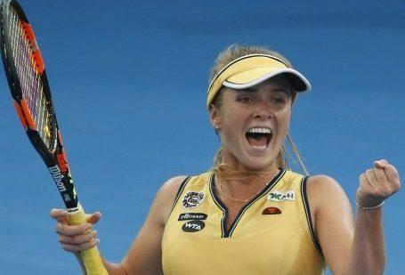 Украинка Свитолина обыграла первую ракетку мира Кербер
