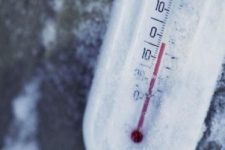 погода зима