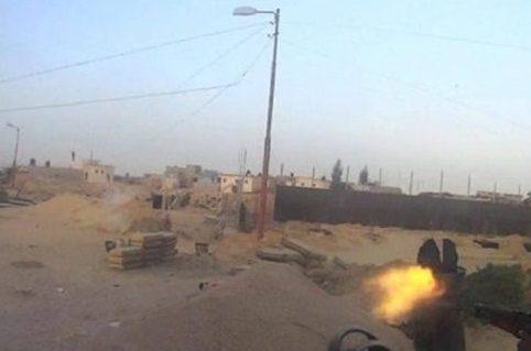 ВЕгипте жертвами обстрела блокпоста стали шесть полицейских