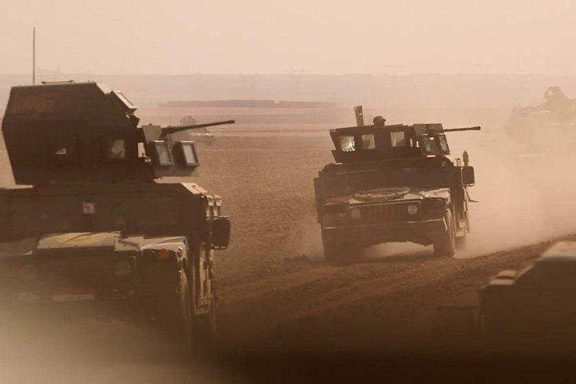 Восточный Мосул будет освобожден вближайшие дни— Иракское командование