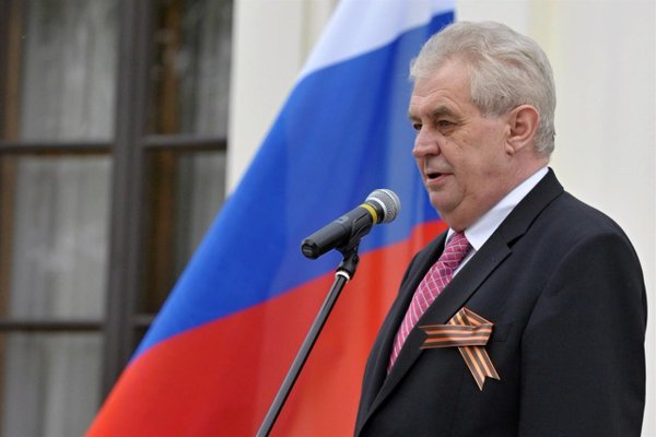 Выборы не могут проводиться на территории, которая контролируется российскими вооруженными силами, - МИД Чехии - Цензор.НЕТ 7450