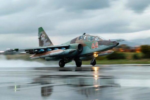 МинобороныРФ опровергло увеличение своего военного присутствия вСирии