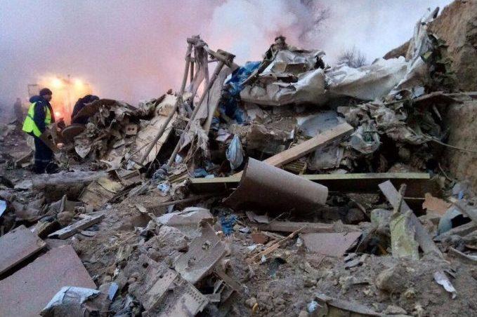 Авіакатастрофа Бішкек