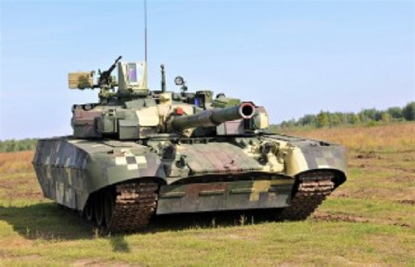 Украина начнет передачу Таиланду танков «Оплот» 16января
