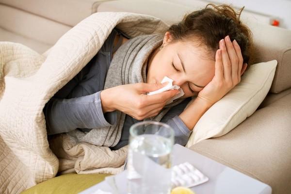 На Івано-Франківщині стрімко зростає кількість хворих на грип