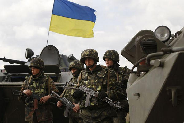 Вблизи украинских позиций задержали русского боевика