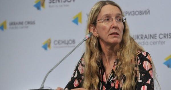 Комитет Рады призывает отправить Супрун вотставку