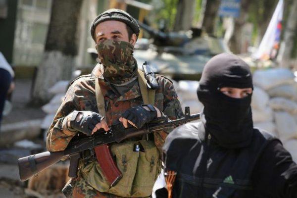 Плотницкий ввел «таможенный контроль» награнице сДНР