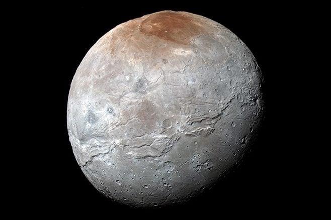 НАСА показало посадку зонда «Новые горизонты» наПлутон