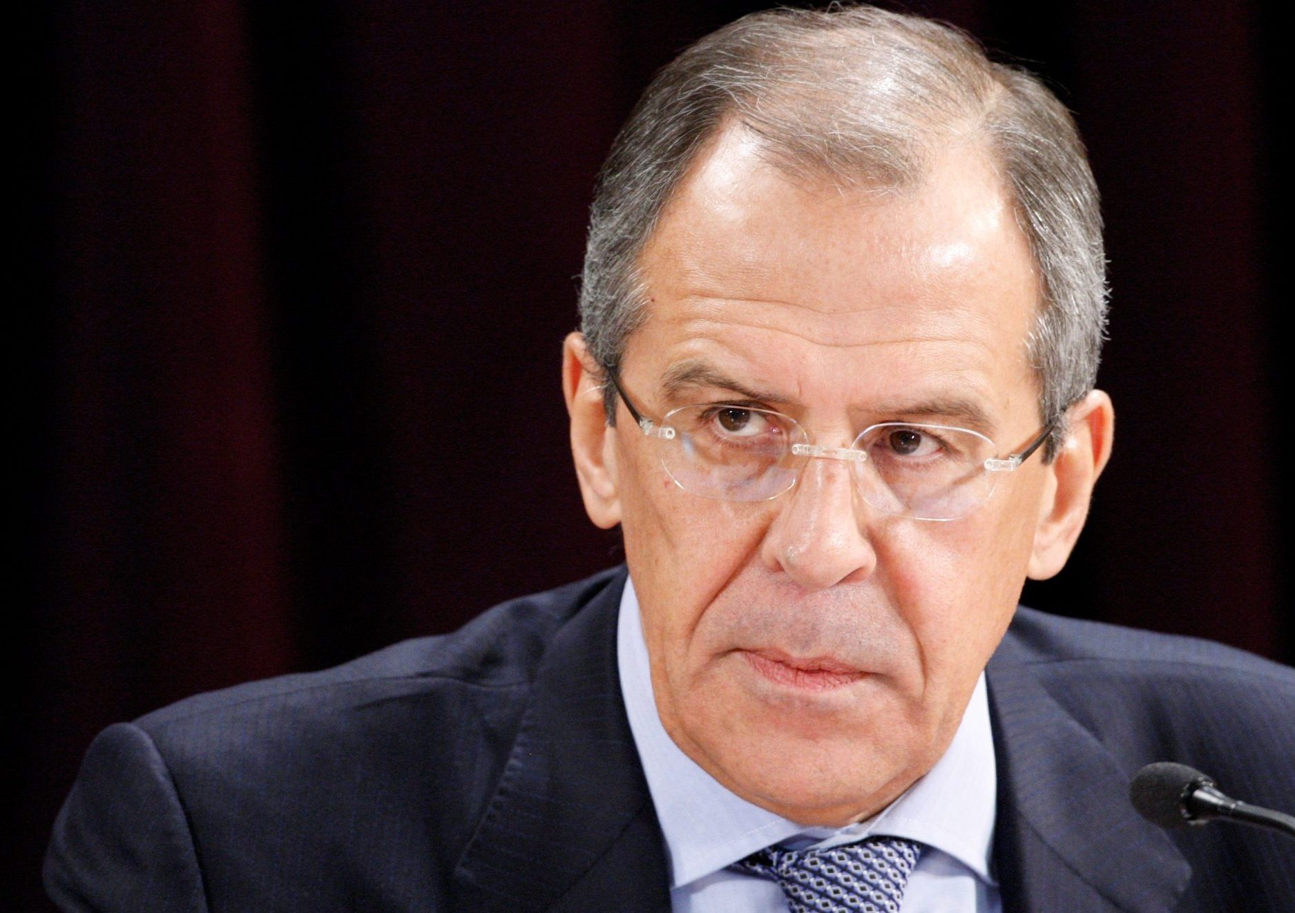 Лавров заявив, що«новими бомбардуваннями проблеми наДонбасі невирішити»