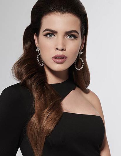 Elena Spodynyuk Ukrayna Seductive and sexy 29 contestants of Miss Universe 2017