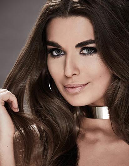 Estefanyya Bernal Argentyna Seductive and sexy 29 contestants of Miss Universe 2017