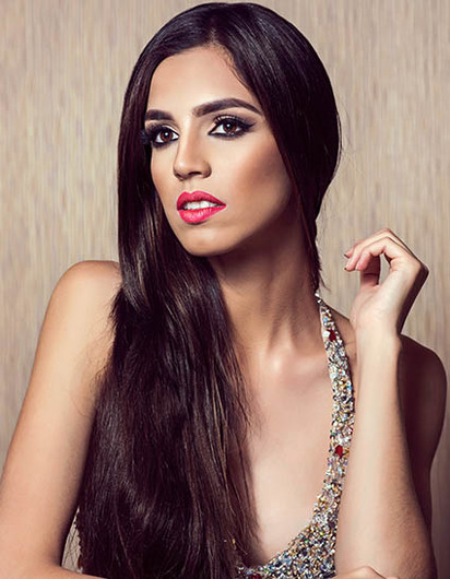 Andrea Melgarejo Miss Universe 2017: 29 member spectacular