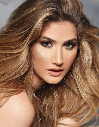 Mariam Habach Miss Universe 2017: 29 member spectacular